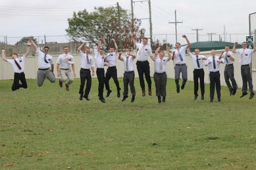 americans jump