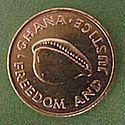 Ein-Cedi-Münze