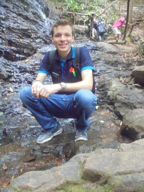 2017 1 2 Ben at the falls