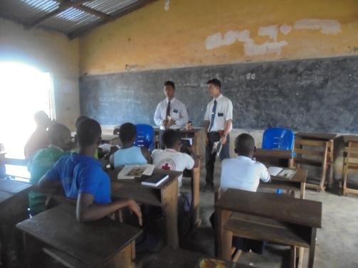 2017 4 17 Teaching in Muslim School