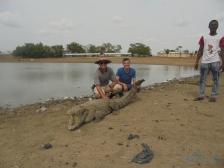 2017 5 1 Elder Leird and croc