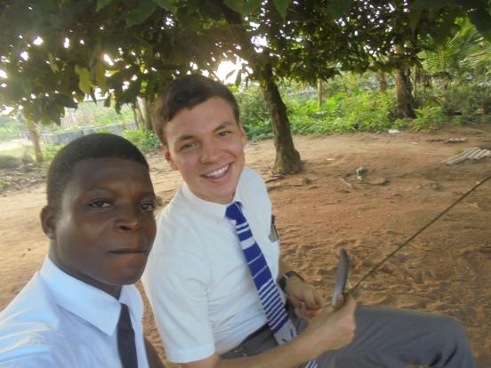 2017 9 4 Elder Gadah and me