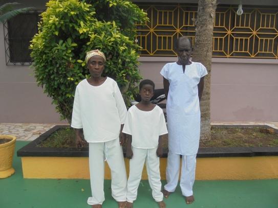 2017 10 16 Amoako family baptism